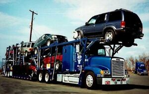 Car and truck shipping in Canada