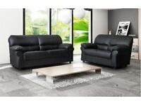 Best selling brand new candy leather sofa set