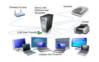 Computer Support - Office Network Support - Security Cameras
