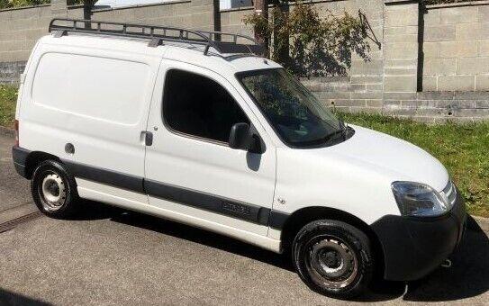 347a7a360a Citroen Berlingo 750 HDI Diesel Van. Swansea £1