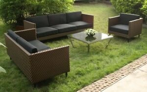 Patio Lounge Furniture 70% OFF - Chairs Loveseats Sofas Tables