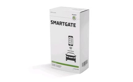 Skoda SmartGate Superb, Octavia 2015 onwards