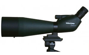 Barr & Stroud Sahara 20-60X80 Spotting Scope + Case