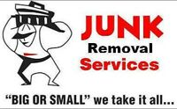 DUMP RUNS/CLEAN-OUTS: CALL NICK 289-821-0200 OR 289-929-7351