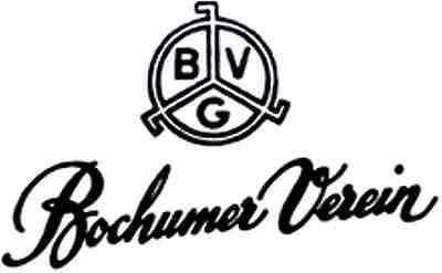 Bochumer Verein für Bergbau + Gußstahlfabrik. Bochum BVG Anl. 1919 ThyssenKrupp