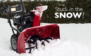 SNOWBLOWER SKI-DOO REPAIR & SERVICING
