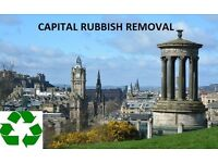 CAPITAL RUBBISH REMOVAL ALL TYPE OF WASTE (Builders/Clearances/Garden/Furnitures etc.