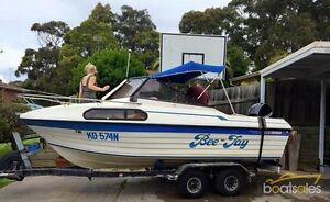 BFG 17ft half cabin Malua Bay Eurobodalla Area Preview