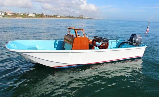 Top 10 saltwater fishing boats ebay for Ebay fishing boats