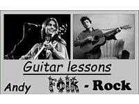 Play folk-rock guitar like Bob Dylan,Joan Baez,Paul Weller,Jake Bugg - beginners to intermediates