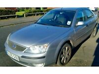 2005 FORD MONDEO 2.0 TDCI SILVER