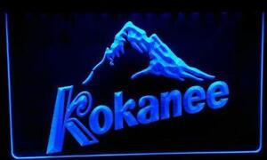 Kokanee LED Neon Light Sign (New) Calgary Alberta Preview