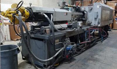1995 Van Dorn 300-ton Plastic Injection Molding Machine