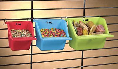 Birdie Basics Perch cup Random Colors 4 oz