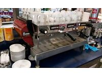 LA MARZOCCO LINEA FB3 3 GROUP COFFEE MACHINE