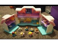 Fisher price little people playset