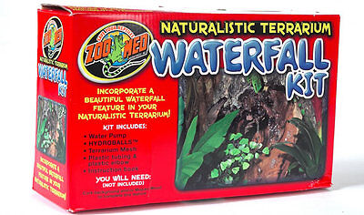 Zoo Med Naturalistic Terrarium Waterfall Kit , easy setup pump