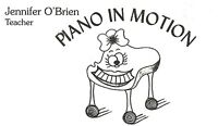 Piano In Motion: Piano Lessons in the Comfort of Your Own Home