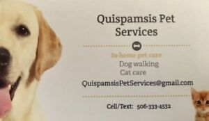 Pet Care. Services