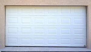 Porte de garage Cedo 12 x 7