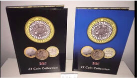 NEW! £2 Coin Collectors Album Hunt All The Rare £2 Coins