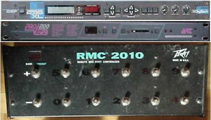 RACKMOUNT EFFECTS for GUITAR/VOCAL/RECORDING, EMPTY CABS & MORE