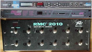 RACKMOUNT EFFECTS for GUITAR, VOCAL or RECORDING, plus MORE GEAR