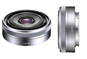 Sony nex 5 lens ebay sony nex 5n 16mm lens sciox Images