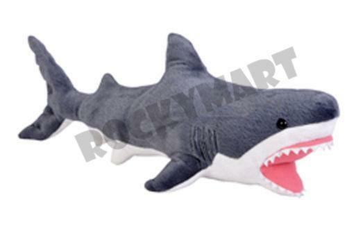 Shark Plush Toys : Great white shark plush ebay