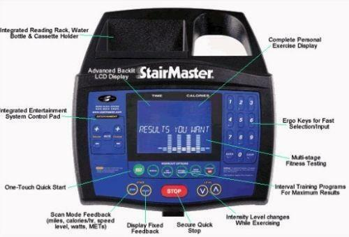 Stairmaster Stair Machines Amp Steppers Ebay