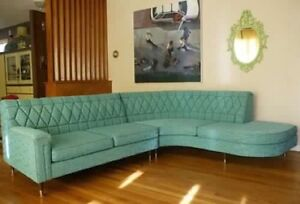 Looking for a vintage/retro/mid century sectional Moose Jaw Regina Area image 4