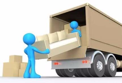 $40/hr Cheapest Truck Removalist Office Home Rubbish Pick up Ryde Ryde Area Preview