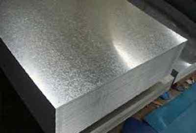 """18ga Galvanized Sheet Metal 24/"""" x 36/"""""""