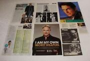 Mark Harmon Clippings