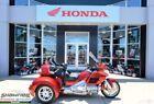 Red Trike Honda Motorcycles