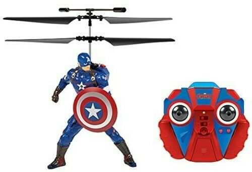 2ch Captain America Marvel IR Helicopter [New Toy] RC / Remote Control