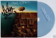 Owl City Signed