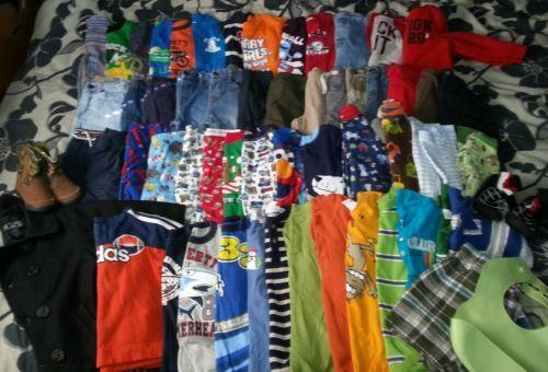 Baby Boy Clothes 24 Months Lot Ebay