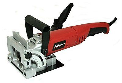 """TruePower 01-0102 Biscuit Plate Joiner with Carbide Tipped Blade, 4"""""""