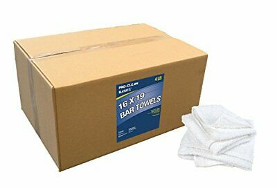 Pro-clean Basics A51754 16 X 19 Bar Towels - 4 Lb. Box