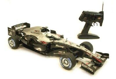 EDM - RADIO CONTROL FORMULA BLACK 1 RC F1 RACE CAR 1:8 SCALE