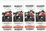 Philadelphia Flyers Ticket Stub