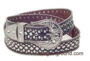 Western Bling Belts