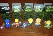 Kidrobot Simpsons Set