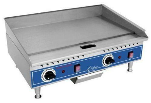 Industrial Electric Grill ~ Counter top commercial grill ebay