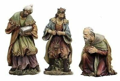 Magi Kings Best Nativity Set 39 inch Resin Wise Men Garden Yard Statues - Best Nativity Sets