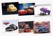 Disney Cars Poster