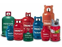 Calor gas refills and cylinder purchases available most sizes in stock - Calor 4.5kg Butane Refill