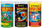 Tropical Goldfish Fish Food