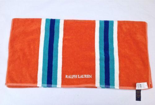 Ralph Lauren Towel Ebay